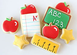 Star Student Cookies