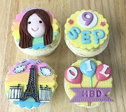 Her Sweet Treat Dozen Cupcakes