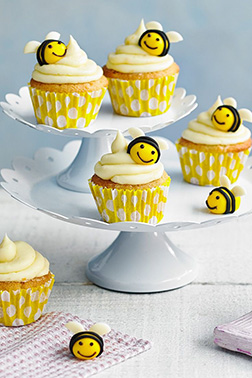 Happy Honey Bee Dozen Cupcakes