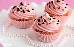 Glamorous Swirls Dozen Cupcakes