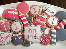 Big Day Birthday Cookies
