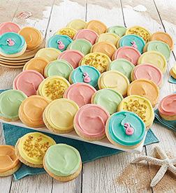 Flamingo Party Assorted Cookies
