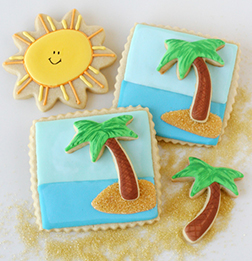 Sunny Holiday Cookies