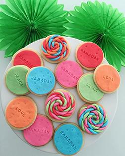 Ramadan Joy Cookies