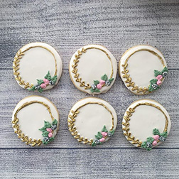 Golden Ring Cookies