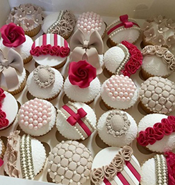 Cute Couture Dozen Cupcakes