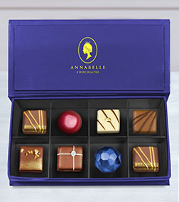 The Crown Delicacy Chocolate Box by Annabelle Chocolates