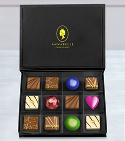 Premium Chocolate Treasures Box by Annabelle Chocolates