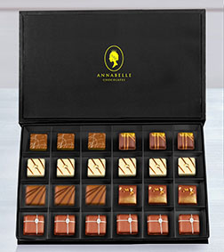 The Chocolate Odyssey Box by Annabelle Chocolates