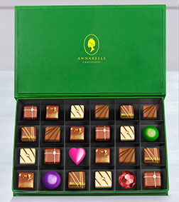 The Prestige Chocolate Box by Annabelle Chocolates