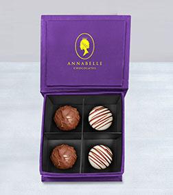 Le Petit Truffles Box by Annabelle Chocolates