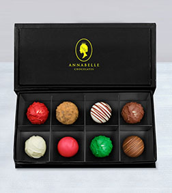 Maitres Chocolatier's Truffles Box by Annabelle Chocolates