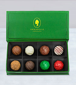 The Rite of Passage Truffles Box by Annabelle Chocolates