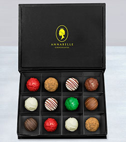 The Continental Truffles Box by Annabelle Chocolates