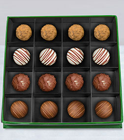 Royal Heritage Truffles Box by Annabelle Chocolates