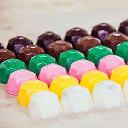 Superior Gemstone Chocolates by Annabelle Chocolates