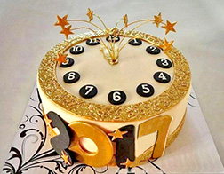 Minutes to Midnight Cake