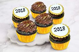 Year's Best Cupcake Duo Half Dozen (6)
