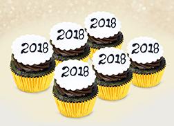 New Beginning Half Dozen (6) Cupcakes