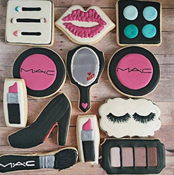 MAC Cosmetics Cookies