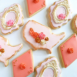 Pretty As A Picture Cookies