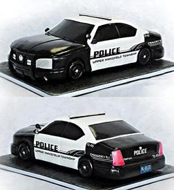 911 Auto Cake