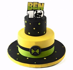 Ben 10 Ultimate Alien Cake 4