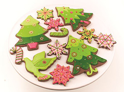 Christmas Celebration Cookies