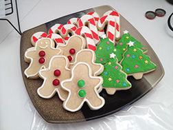 Yuletide Cookies