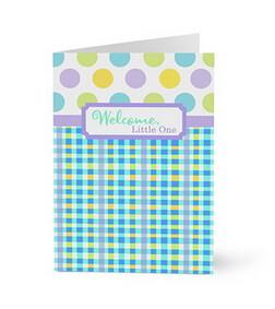 New Baby Card (Hallmark)