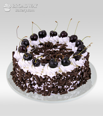 Midnight Sin Black Forest Cake