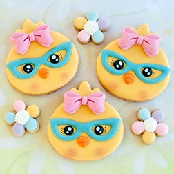 Chic Chick Cookies