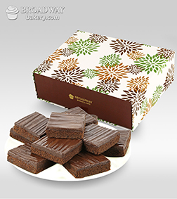 Chocoholic -12 Brownies