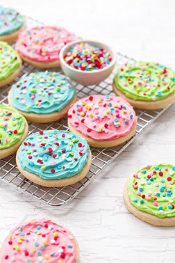 Flavors of Fun Cookies