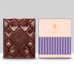 Crunchy Hazelnut Chocolate Bar By Annabelle