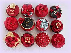 Glamour Gift Dozen Cupcakes