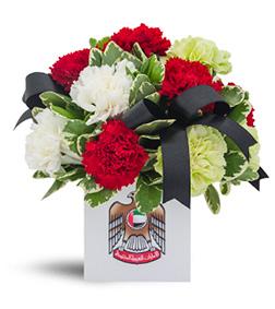 Commemorative Crest Bouquet