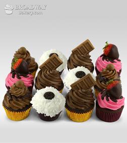 Cupcake Craze - Dozen