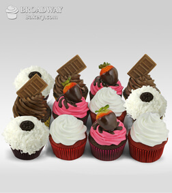 Cupcake Glory - Dozen Cupcakes
