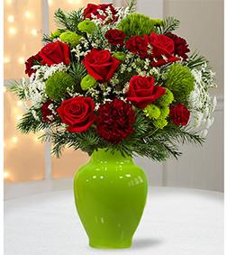 Tis the Season Mixed Holiday Bouquet