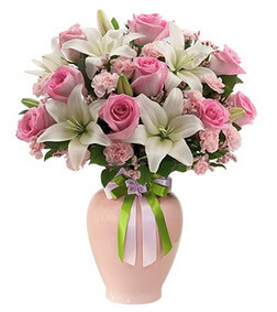 Sweet Emotions Mixed Flower Bouquet
