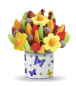 Wings of Love Fruit Bouquet