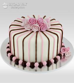 Neapolitan Designer Cake