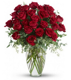 Forever Beloved Premium Red Roses