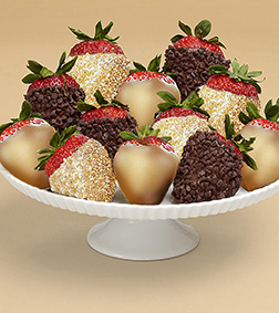 The Gold Standard - Dozen Dipped Strawberries