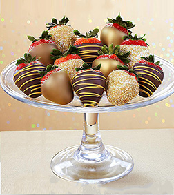 All That Sparkles - Dozen Dipped Strawberries