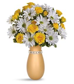 Golden Sunset Bouquet