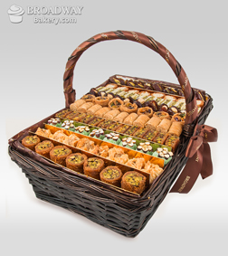 Traditional Sweets Grand Basket