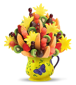 Butterfly Serenity Fruit Bouquet