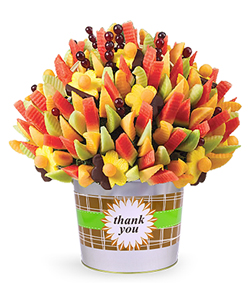 Fruit Harvest Thank You Bouquet